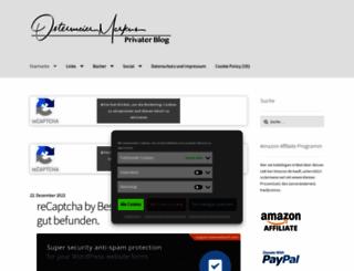 ostermeier.net screenshot