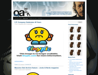 osti-archive.com screenshot
