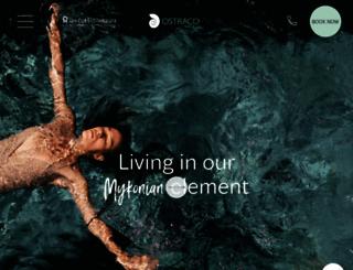 ostraco.gr screenshot