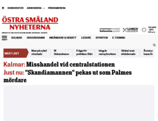 ostran.se screenshot
