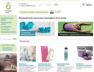 ostrov-yoga.ru screenshot