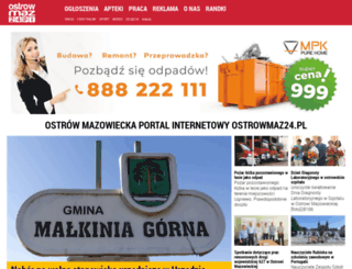 ostrowmaz24.tv screenshot