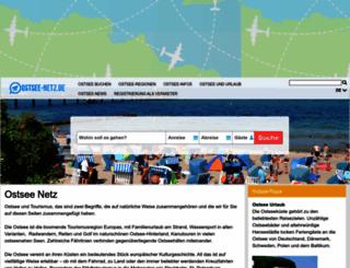 ostsee-netz.de screenshot