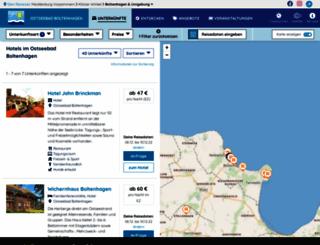 ostseehotel-boltenhagen.m-vp.de screenshot