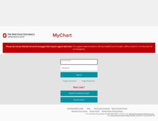 osu mychart Access osumychart.com. MyChart - Application Error Page