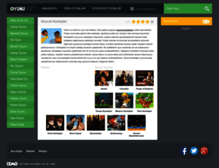 osurukkardesler.oyunu.net screenshot