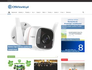 osworld.pl screenshot