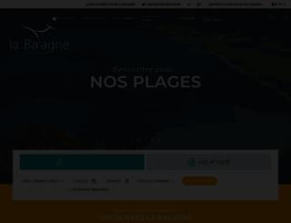 ot-ile-rousse.fr screenshot