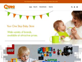 otakibaby.com screenshot