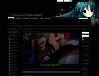 otaku-streamers.com screenshot