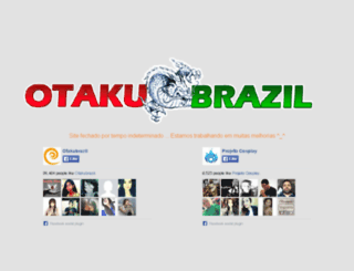 otakubrazil.com screenshot