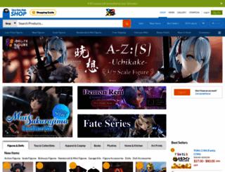 otakumode.com screenshot