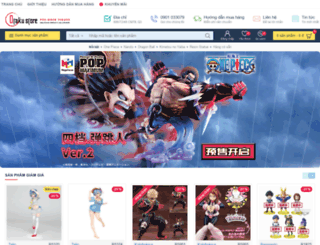otakustore.vn screenshot