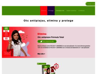 otcantipiojos.es screenshot