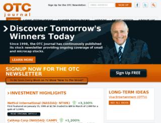 otcjournal.com screenshot