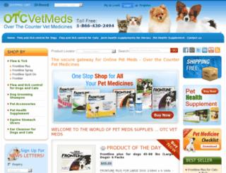 otcvetmeds.com screenshot