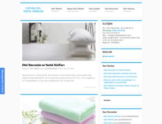 otel-tekstil-urunleri.com screenshot