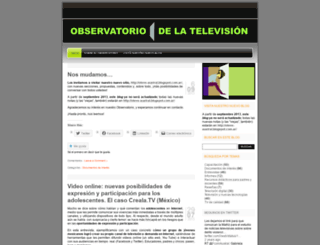 oteve.wordpress.com screenshot