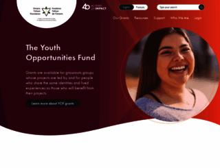 otf.ca screenshot