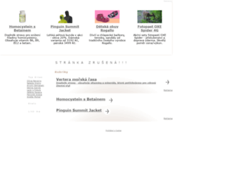 othar.wgz.cz screenshot