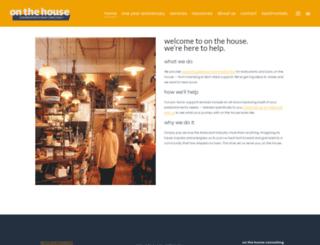 othconsulting.com screenshot