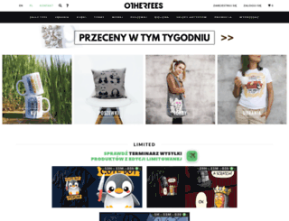 othertees.pl screenshot