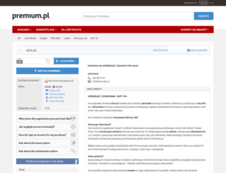 otio.pl screenshot