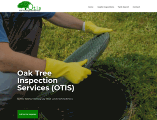 otis-inspect.com screenshot