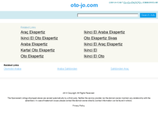oto-jo.com screenshot