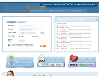 otobusfirmalari.com.tr screenshot