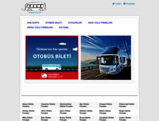 otobusfirmalari.info screenshot