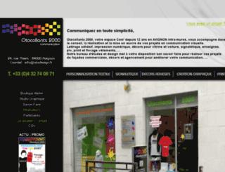 otodesign.fr screenshot