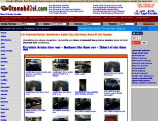 otomobil2el.com screenshot