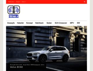 otomobilgunlugu.com screenshot