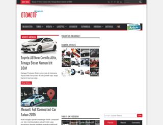 otomotif.blogekstra.com screenshot