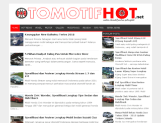 otomotifhot.blogspot.com screenshot