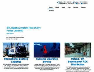 otooletransport.com screenshot