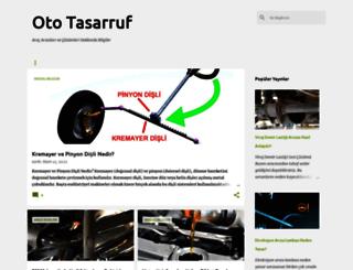 ototasarruf.blogspot.com.tr screenshot