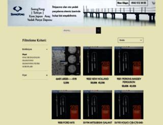 otoyedekparcadeposu.com screenshot