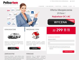 otro.pl screenshot
