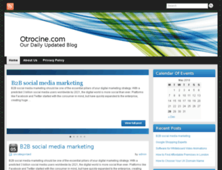 otrocine.com screenshot