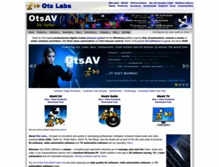 otsav.com screenshot