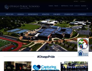otsegops.org screenshot