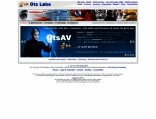 otslabs.com screenshot