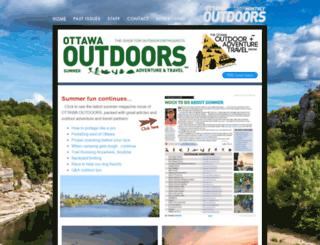 ottawaoutdoors.ca screenshot