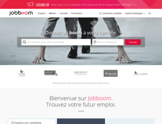 ottawasun.jobboom.com screenshot
