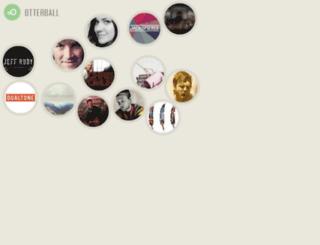 otterball.com screenshot