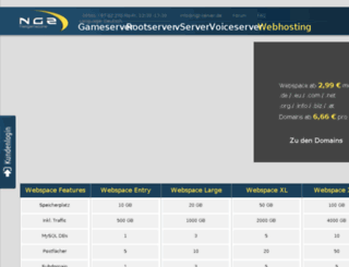 otterr.ohost.de screenshot