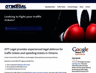 ottlegal.com screenshot
