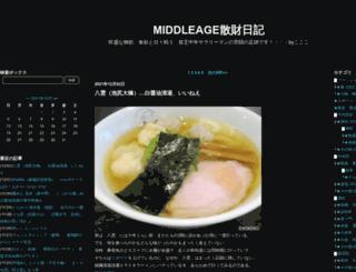 otto-e-mezzo.seesaa.net screenshot